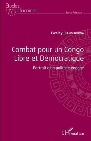 Couverture Combat pour un Congo libre et démocratique