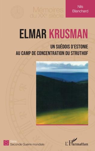 Couverture Elmar Krusman