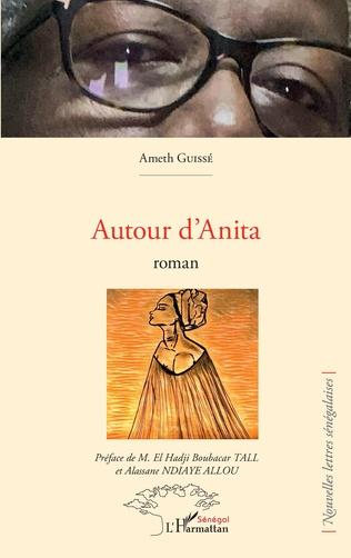 Couverture Autour d'Anita. Roman
