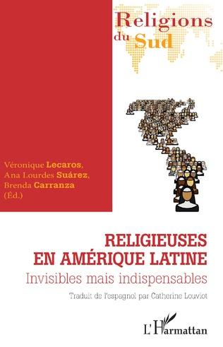 Couverture Religieuses en Amérique latine
