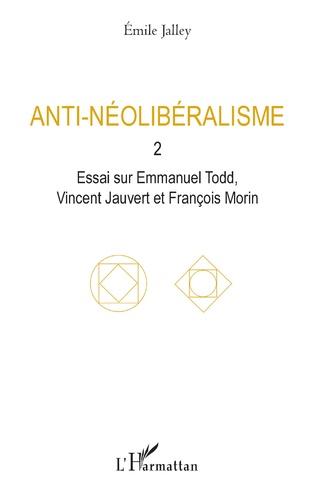 Couverture Anti-néolibéralisme