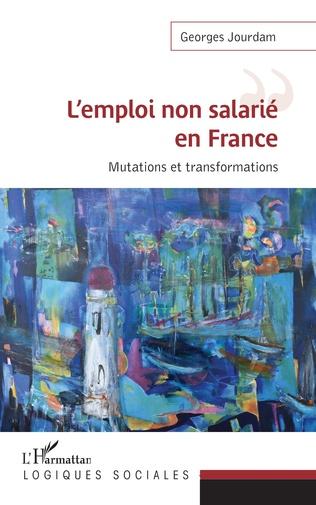 Couverture L'emploi non salarié en France