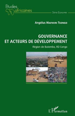 Couverture Gouvernance et acteurs du développement