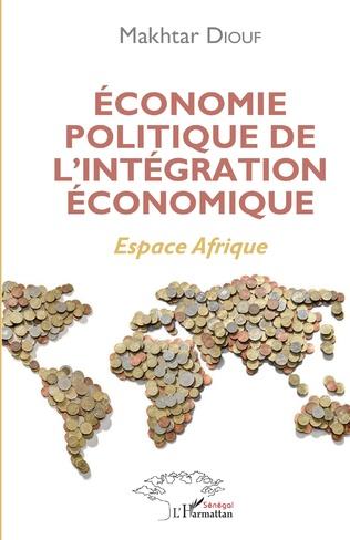 Couverture Économie politique de l'intégration économique