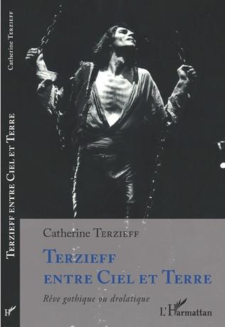 Couverture Terzieff entre Ciel et Terre