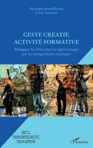 Couverture Geste créatif, activité formative