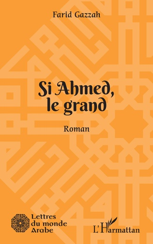 Couverture Si Ahmed, le grand