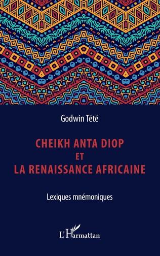 Couverture Cheikh Anta Diop et la renaissance africaine