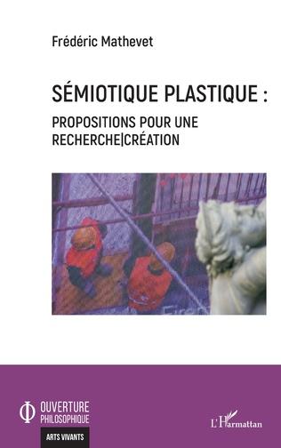 Couverture Sémiotique plastique