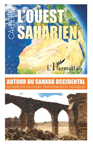 Couverture Autour du Sahara Occidental