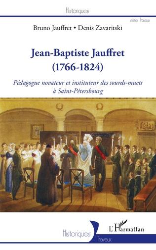 Couverture Jean-Baptiste Jauffret