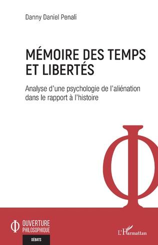 Couverture Mémoire des temps et libertés