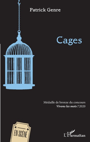 Couverture Cages