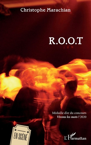 Couverture R.O.O.T
