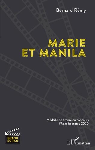 Couverture Marie et Manila
