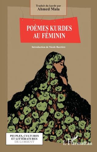 Couverture Poèmes Kurdes au féminin