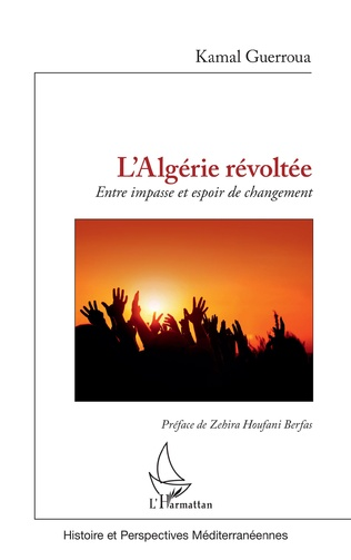 Couverture L'Algérie révoltée