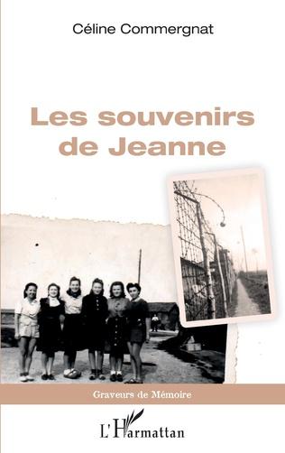 Couverture Les souvenirs de Jeanne
