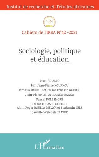 Couverture Sociologie, politique et éducation N° 42 / 2021