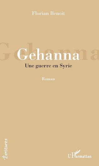 Couverture Gehanna