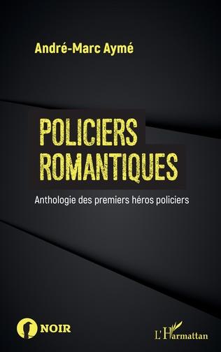 Couverture Policiers romantiques