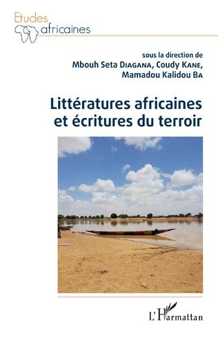 Couverture Littératures africaines et écritures du terroir