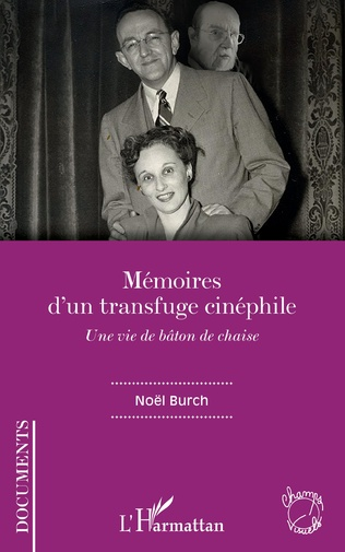 Couverture Mémoires d'un transfuge cinéphile