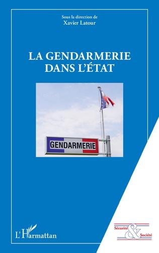 Couverture La gendarmerie dans l'Etat