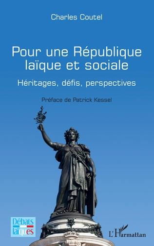 Couverture Pour une République laïque et sociale