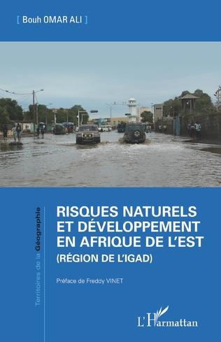 Couverture Risques naturels et développement en Afrique de l'Est (Région de l'IGAD)