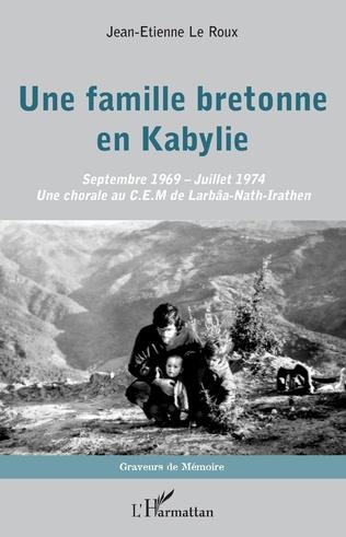 Couverture Une famille bretonne en Kabylie