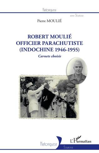Couverture Robert Moulié
