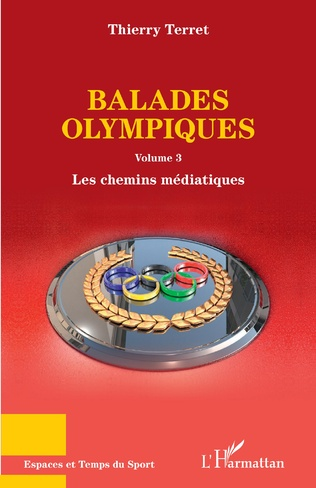 Couverture Balades olympiques
