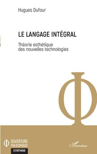 Couverture Le langage intégral