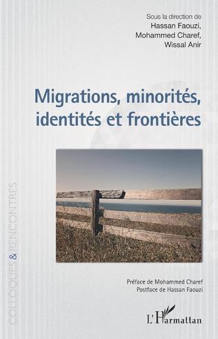 Couverture Migrations, minorités, identités et frontières