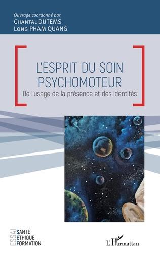 Couverture L'esprit du soin psychomoteur