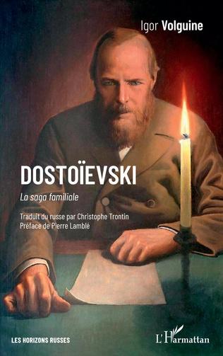 Couverture Dostoievski