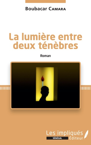 Couverture La lumière entre deux ténèbres. Roman