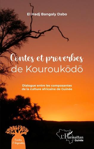 Couverture Contes et proverbes de Kourouködö