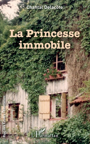 Couverture La princesse immobile