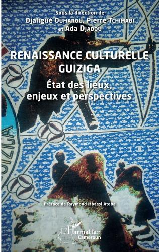 Couverture Renaissance culturelle Guiziga