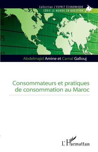 Couverture Consommateurs et pratiques de consommation au Maroc