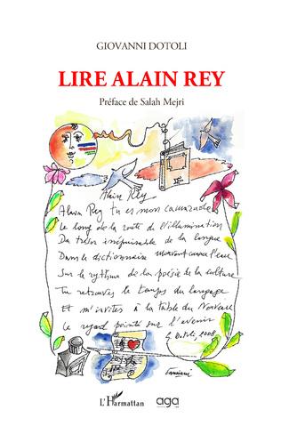 Couverture Lire Alain Rey