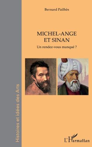 Couverture Michel-Ange et Sinan