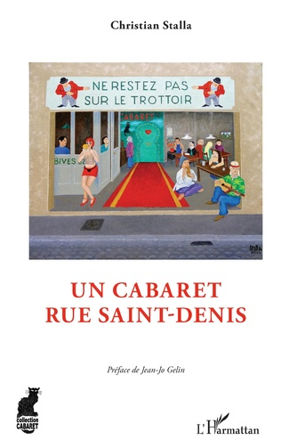 Couverture Un cabaret rue Saint-Denis