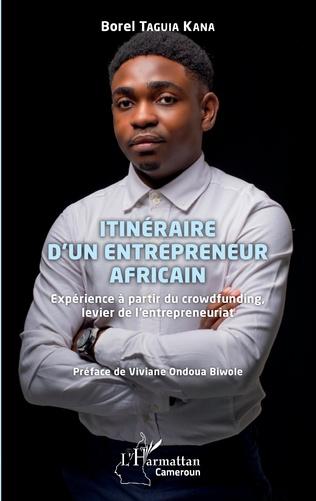 Couverture Itinéraire d'un entrepreneur africain