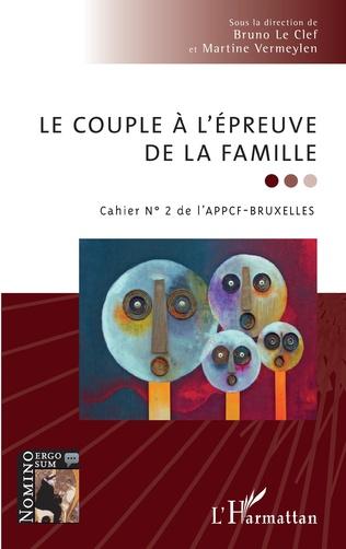 Couverture Le couple à l'épreuve de la famille