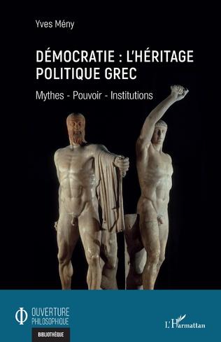 Couverture Démocratie : l'héritage politique grec