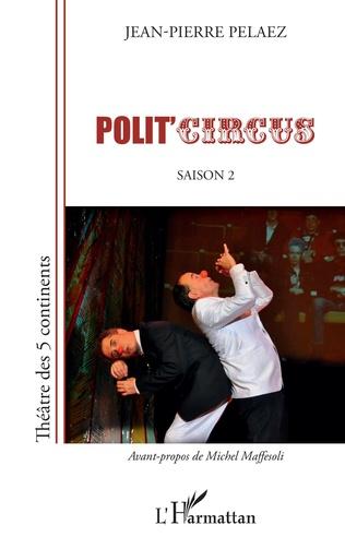 Couverture Polit'circus