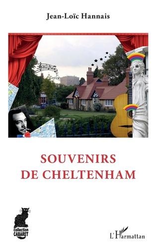 Couverture Souvenirs de Cheltenham